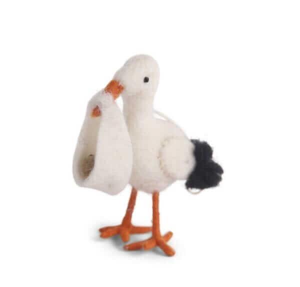 Lille stork