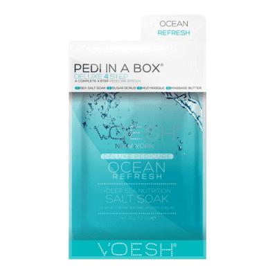 Voesh PEDI IN A BOX - Ocean Fresh