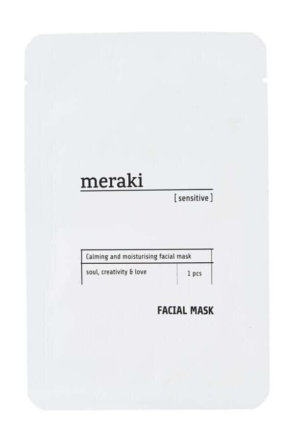 Ansigtsmaske sensitive