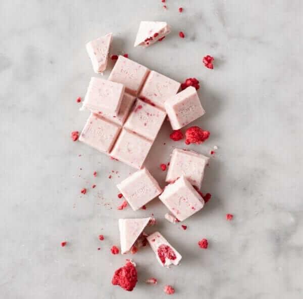 Pana Organic Raspberry White