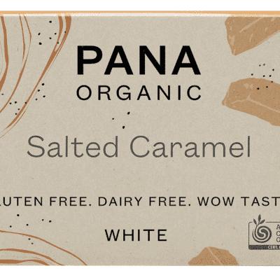 PANA Organic - Hvid salted caramel
