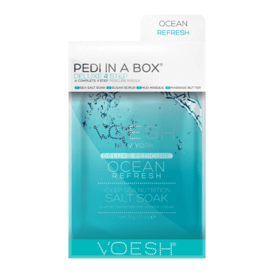 Voesh PEDI IN A BOX - Ocean Fresh