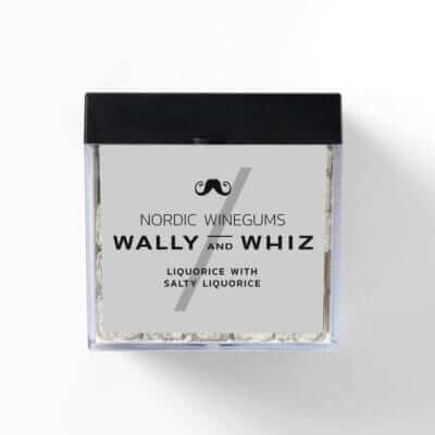 WALLY AND WHIZ Saltlakrids