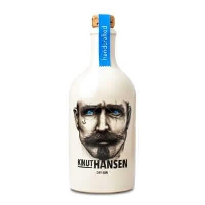 KNUT HANSEN Gin - 50 cl.