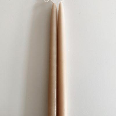 2. stk stearinlys - Sand