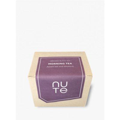 Morning Tea - NUTE - 10 tebreve