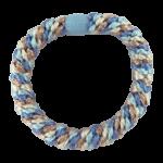 Multi blå glitter