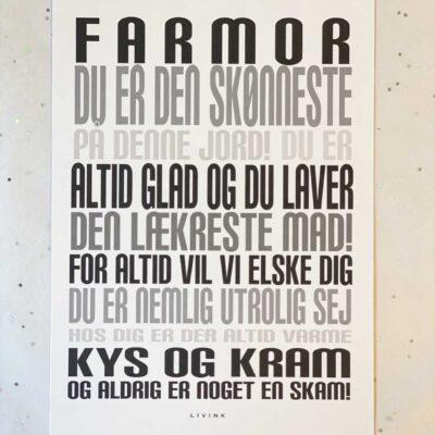 Kunstkort - FARMOR