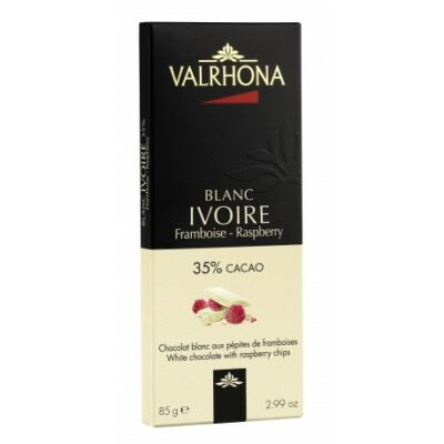 VALRHONA IVOIRE FRAMBOISE 35%