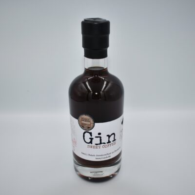KNAPLUND | SWEET COFFEE GINLIKØR 30% | 250 ML
