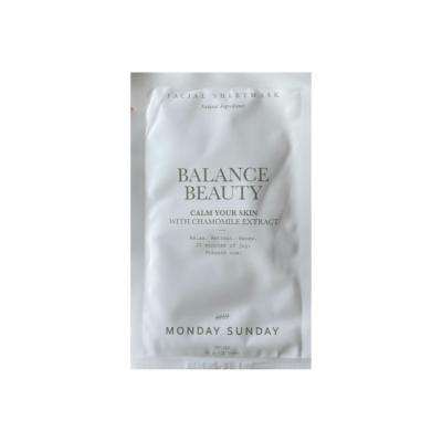 Ansigtsmaske - BALANCE BEAUTY