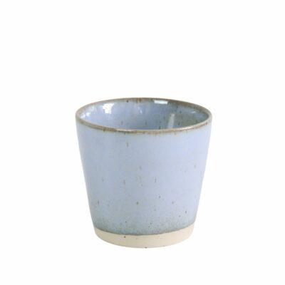 Ø CUP - BLUE MOSS, BORNHOLMS KERAMIKFABRIK