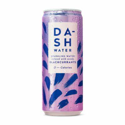 DASH WATER - BLACKCURRANT