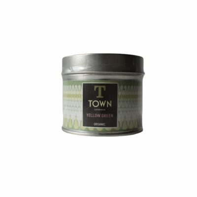 T TOWN - YELLOW GREEN - ORGANIC 25G