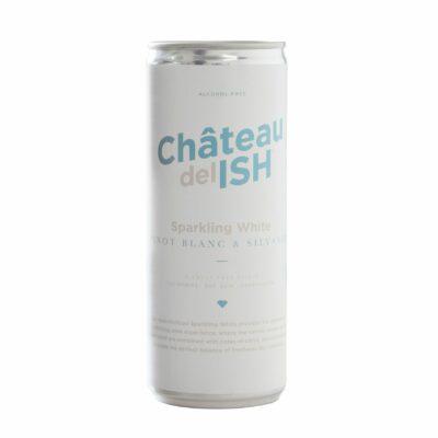 CHÂTEAU DEL ISH, SPARKLING WHITE