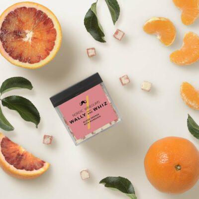 WALLY AND WHIZ Julespecial - Blodappelsin med Mandarin,