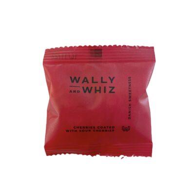 WALLY AND WHIZ Julespecial - Kirsebær med Sur Kirsebær, flow pack