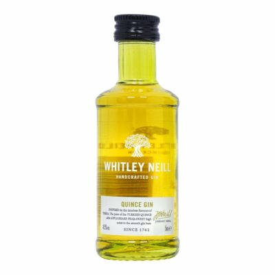 QUINCE GIN 5 CL - WHITLEY NEILL