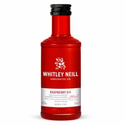 RASPBERRY GIN 5 CL - WHITLEY NEILL